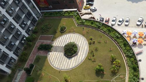 深圳松崗城市風景壁紙